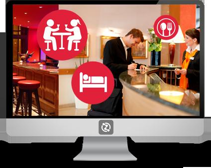 hot spot wi-mobile Witecno per connessioni ultraveloci presso bar, ristoranti e hotel